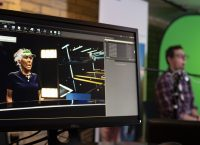 Live Compositing and Virtual Human Puppeteering