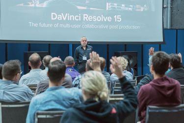 Davinci Resolve Workshop